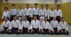 HKAA 1.10.2018 black belt training