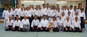 HKAA 8 June Cottier sensei memorial practice photo